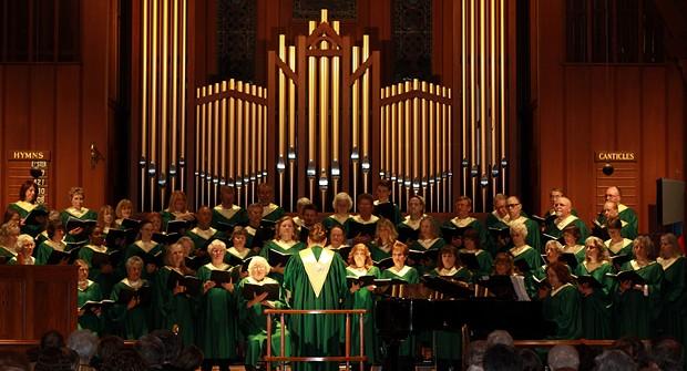 Ferndale Choir, Episcopal Church