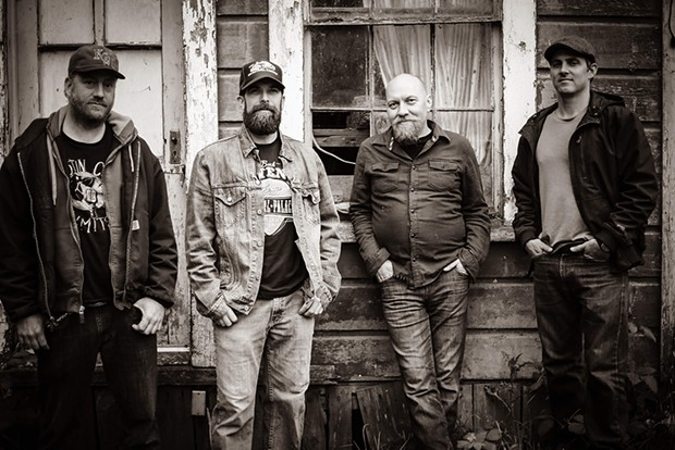 Rooster McClintock plays the Logger Bar at 9:30 p.m. on Friday, July 12.