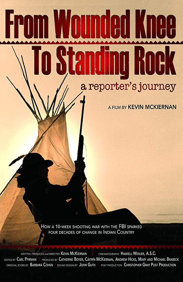 From Wounded Knee to Standing Rock.