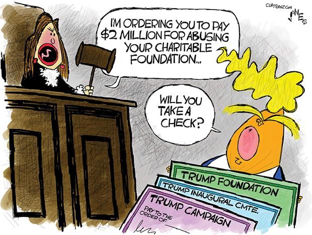 Will you take a check?