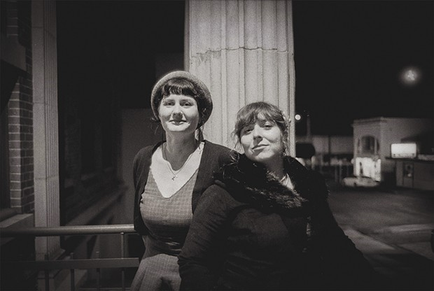 Belles of the Levee play the Arcata Playhouse at 7 p.m. on Wednesday, Jan. 1.