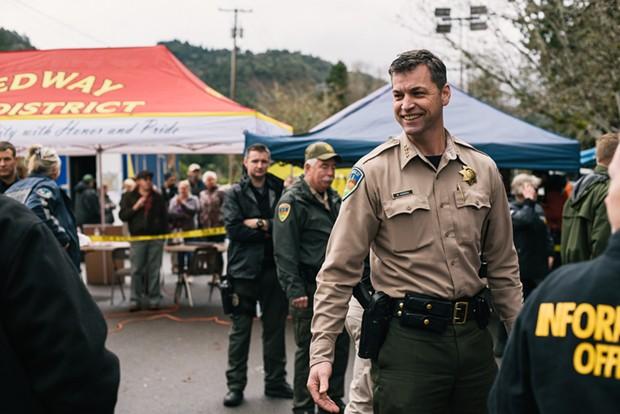 Sheriff William Honsal has 17 empty deputy positions.