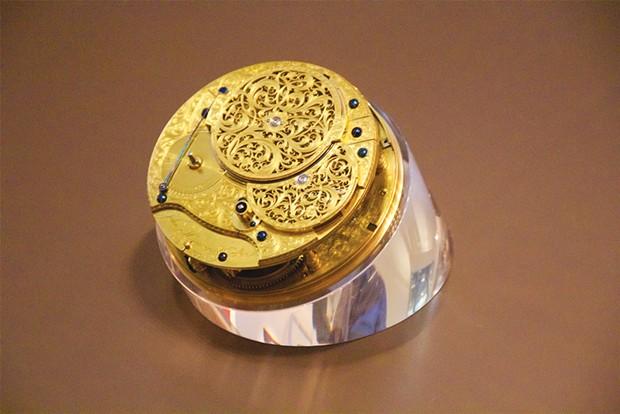 "John Harrison's H4 marine chronometer or ""sea watch."""