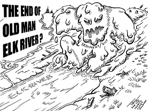 The end of Old Man River?