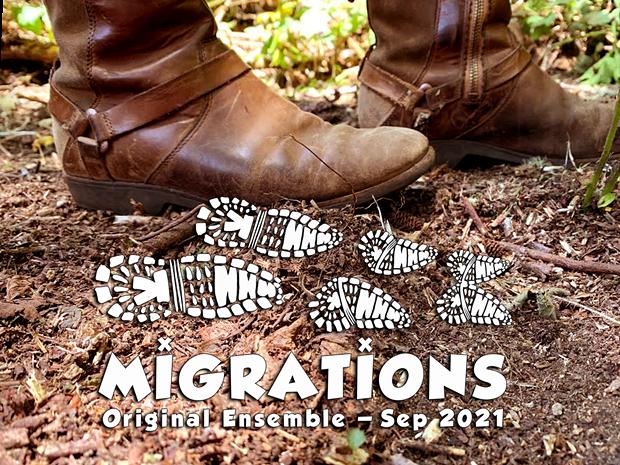 Migrations: Public Community Art Installation