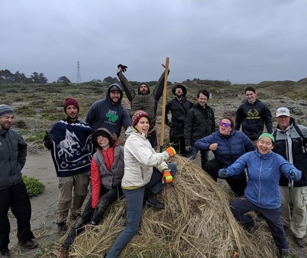 Dune Ecosystem Restoration Team