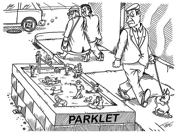 Parklette Life