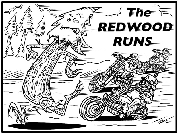 The Redwood Runs