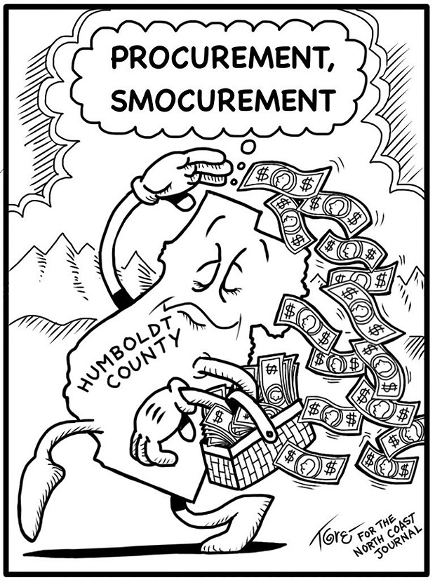 Procurement, Smocurment