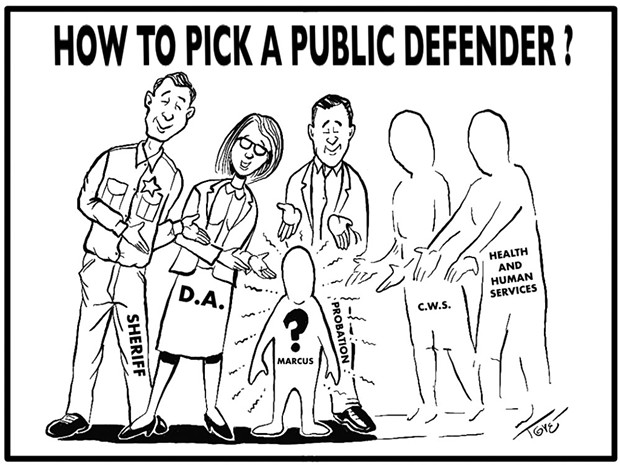 How to Pick a Public Defender