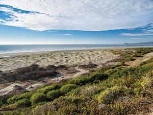 Clam Beach Vista Point - PHOTO BY GREG NYQUIST