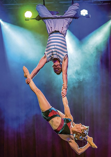 Cirque Mechanics - SUBMITTED