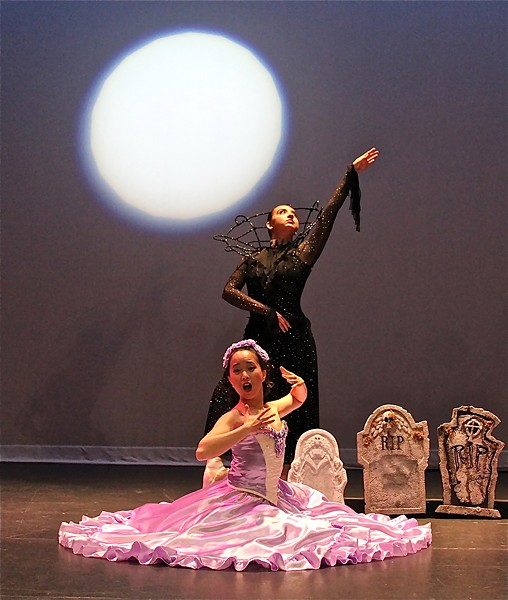 Zombie Ballet - SUBMITTED