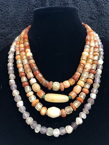 Necklace by Scott Mitchell. - COURTESY OF THE ARTIST
