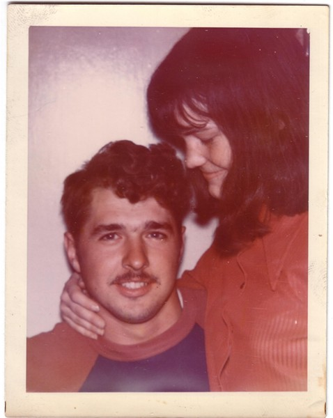 Ted and JoAnn Duey as a young couple. - COURTESY OF THE DUEY FAMILY