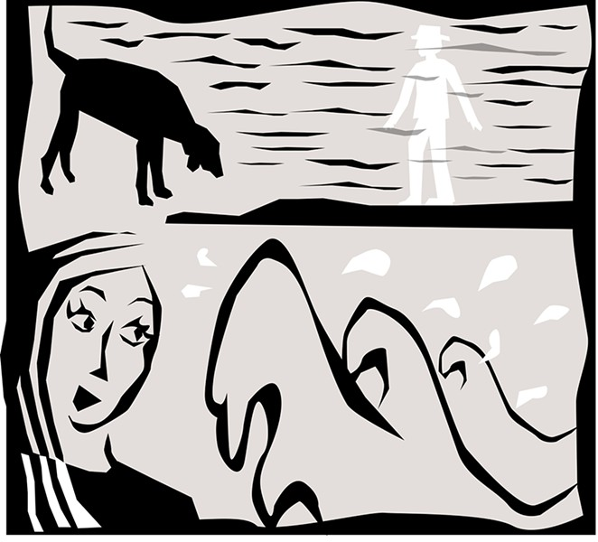 ILLUSTRATION BY ANNIE KASSOF