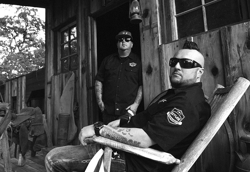 Moonshine Bandits - COURTESY OF THE ARTISTS