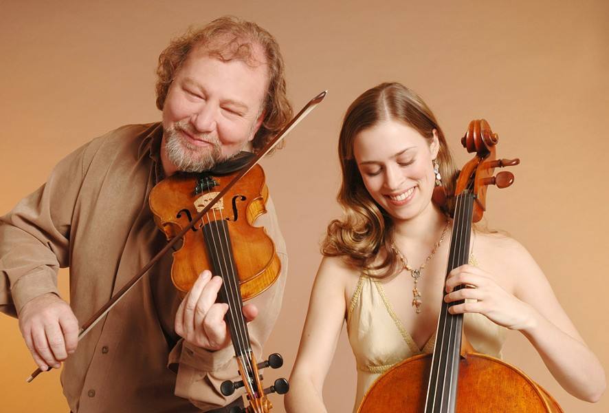 Alasdair Fraser & Natalie Hass - COURTESY OF THE ARTIST