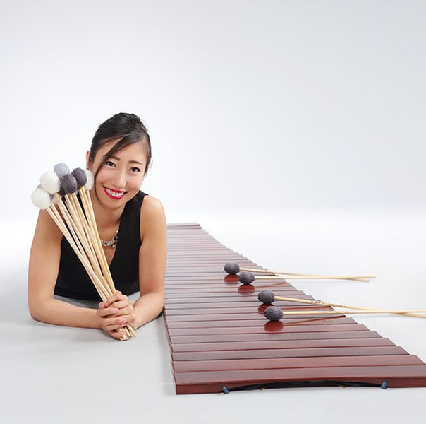 Nonoka Mizukami plays Trinidad's Town Hall at 8 p.m. on Friday, Aug. 25 as part of the Trinidad Bay Art and Music Festival. - COURTESY OF THE ARTIST
