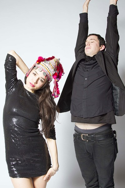 Zigtebra plays the Outer Space at 7 p.m. on Sunday, April 8. - PHOTO BY MATEO