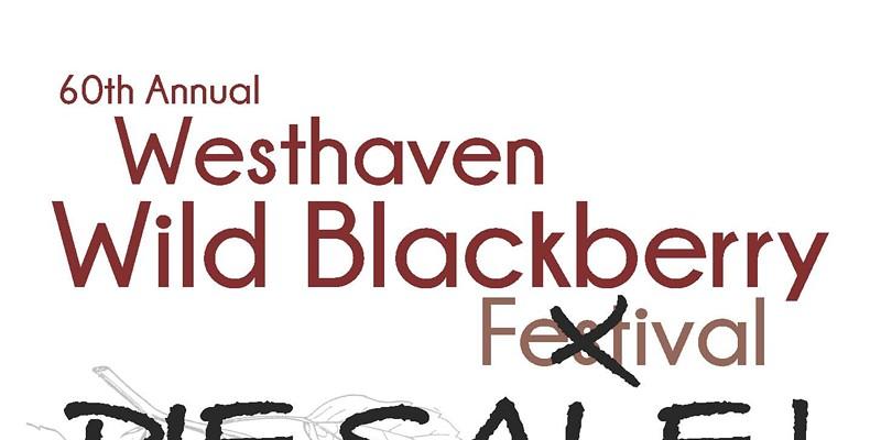 Westhaven's Blackberry Pie Fire Sale