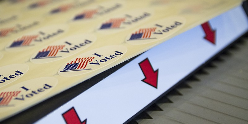 Candidates, it's time to turn in those nomination papers.