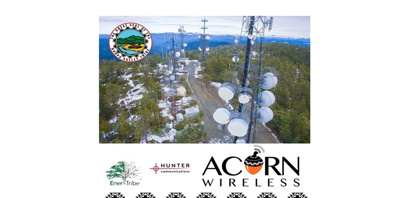 State Awards $8.6 Million for Hoopa Broadband Project