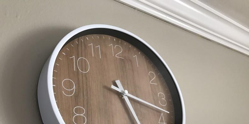Remember to set those clocks ahead an hour.