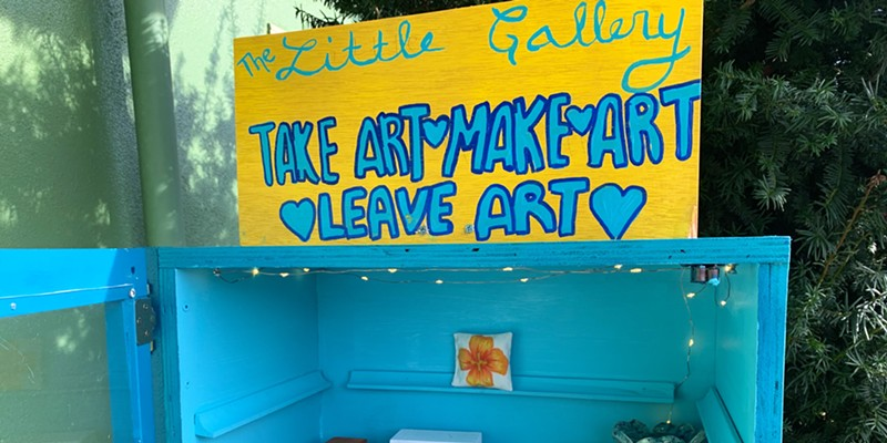 The Little Gallery