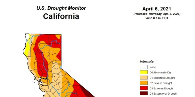 5 Things to Know About Federal Drought Aid in California