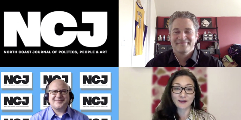 NCJ Preview: Drought, Humboldt's High COVID Numbers and Monster Advice