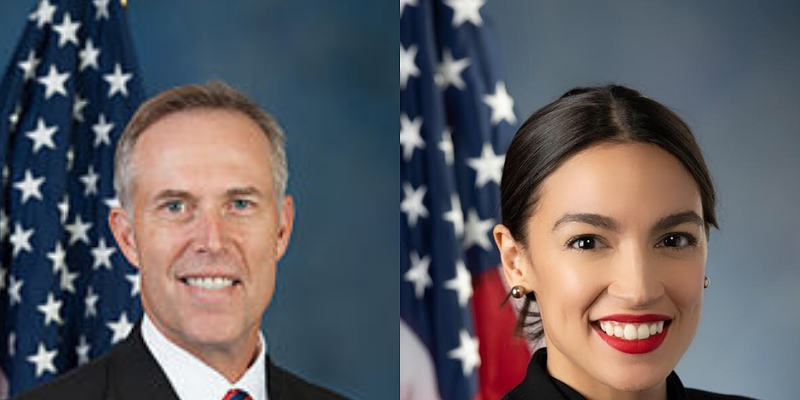Huffman, Ocasio-Cortez Hosting Town Hall on 'Build Back Better'