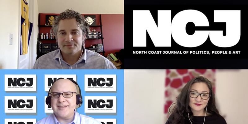 NCJ Preview: Vaccines and County Staff, Police Shooting Footage and Restoring the Eureka Theater