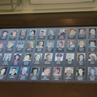 17 Years Later Photos of the passengers and crew of Flight 93. Photo courtesy of the National Park Service