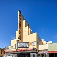 Eureka Theater  Courtesy of Chuck Petty and the Eureka Concert and Film Center