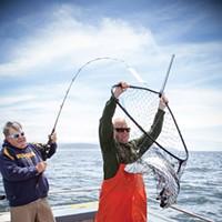Fish On Northwind Charters Amy Kumler