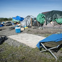 Eviction Day  Mark McKenna