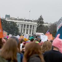 Women's March on Washington, D.C.  Photo by R. Arroyo
