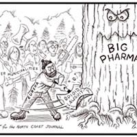 Big Pharma Getting the Axe