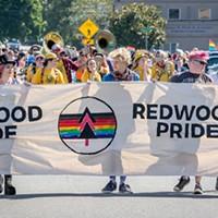 Redwood Pride