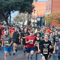 Joggn'N Shoppe Turkey Trot