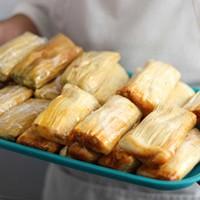 'Tis the Season for Tamales