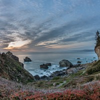 One of many stunning vistas at Patrick's Point State Park.