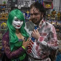 Geeking Out: Photos from Ohana Comic Con