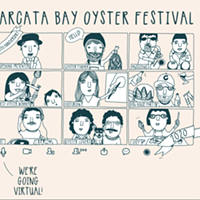 Oyster Fest Shucks Crowds for Virtual Event