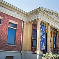 The Morris Graves Museum of Art.