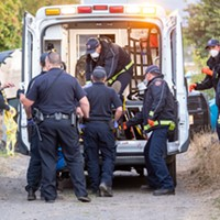 Eureka Police Fatally Shoot Reportedly Armed Suicidal Man