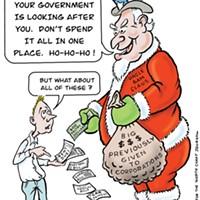 Uncle Sam Claus