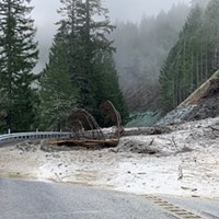 UPDATE: Slide Closes State Route 36