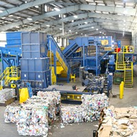 Though some grocers are offering CRV in-store redemption services, Recology Eureka continues to see high rates of CRV material coming through curbside recycling.